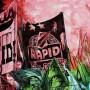 SK Rapid Wien – Block West Pyro klein