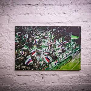_Block West SK Rapid Wien