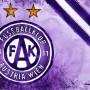 FK Austria Wien – Wappen mit Farben