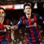 Jubel mit Lionel Messi