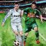 Duell mit Cristiano Ronaldo